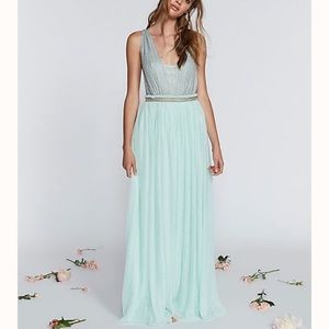 (NWT) Free People Cleo Maxi Dress - Size 0